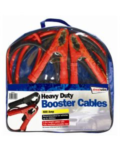 Booster Cables - 2.5mtrs 400amp