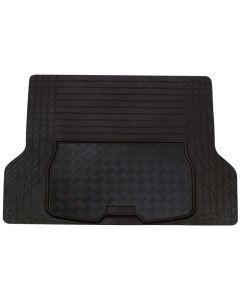 Universal Boot Mat - Black 140 x 108cm