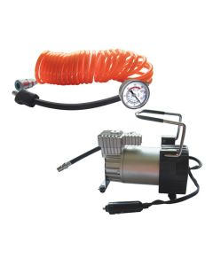 Air Compressor 12V With Air Hose