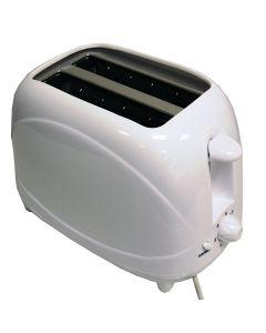 White Low Wattage Caravan Toaster