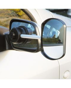 Towsure Suction Towing Mirror - Convex