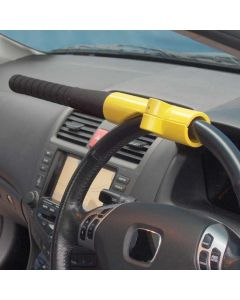 Compact Car Steering Security Lock