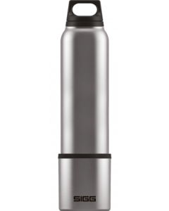 Sigg Hot & Cold Brushed Steel Thermo Flask 1L