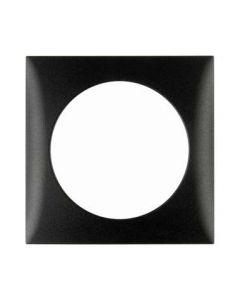 Berker Single Frame - Anthracite