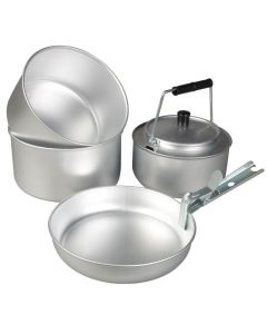 Kampa Nosh Lightweight Cook Set