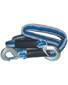 Tow Rope - C/W Hooks 2.5 Tonne