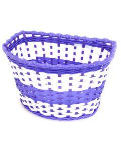 Junior Cycle Basket - Lilac