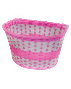 Junior Cycle Basket - Pink