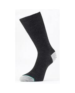 1000 Mile Ultimate Lightweight Mens Walking Socks - Charcoal