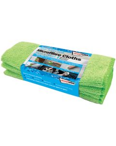 Microfibre Cloths - 2 Piece