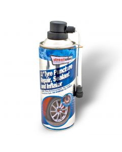 Streetwize Tyre Puncture Repair Sealant (450ml)