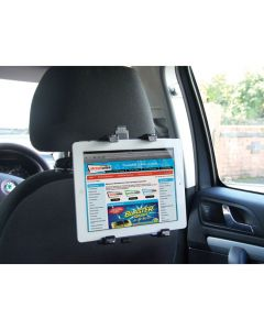 iPad/Tablet Holder - Universal Headrest Mount Fit