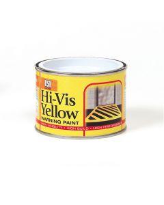 Yellow Hi-vis Warning Paint - 200ml