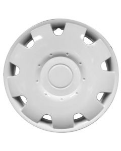 Streetwize Jupiter Caravan Wheel Trims 13 Inch - White