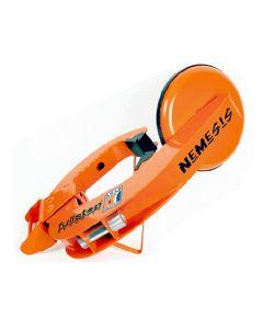 FullStop Nemesis, one of our best selling caravan wheel clamps