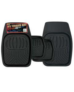 All Terrain Rubber Car Mat Set