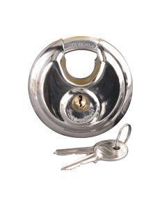 70mm Discus Round Padlock
