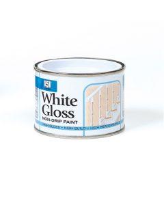 White Non Drip Gloss - 200ml