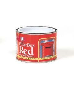 Pillarbox Red Gloss Paint - 200ml