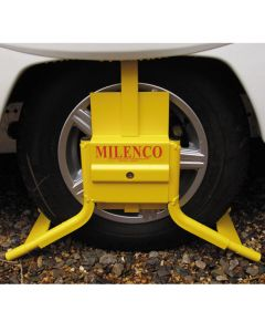 "Milenco Original Caravan Wheel Clamp for 13"" & 14"" Wheels"