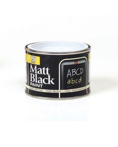 Black Matt Paint - 200ml