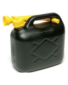 Diesel Fuel Can - (5 Litres) Black
