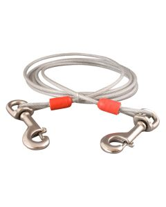 Dog Tie-Out Steel Cable - 9 Metres