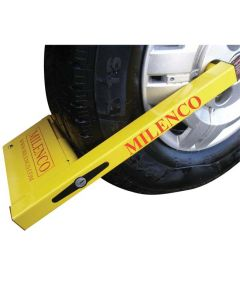 Milenco Compact Wheel Clamp for Trailers and Caravans