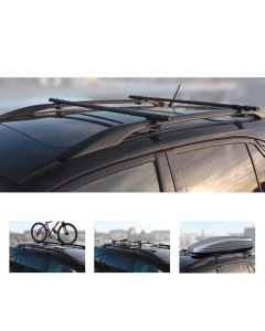Anti-theft Lockable Universal Roof Bars