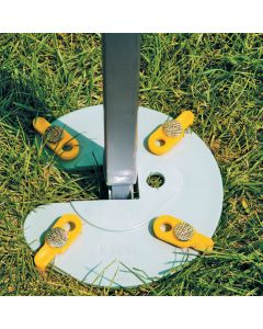 Fiamma Awning Ground Fixing Plates