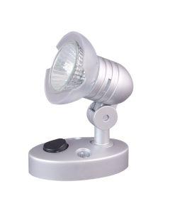 Microspot Satin/clear 12v 10w