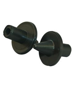 22mm Spiked Tent Pole Feet (Pack Of 3)