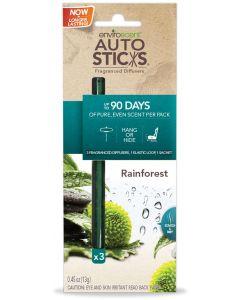 Auto Sticks Air Freshener - Rainforest