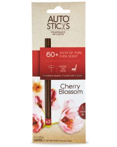 Auto Sticks Air Freshener - Cherry Blossom