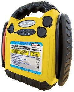 Emergency Jumpstart 900Amp With Air Compressor