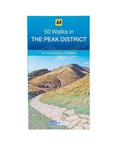 AA 50 Walks in the Peak District
