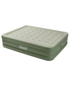 Coleman Maxi Comfort Raised King Airbed - Double