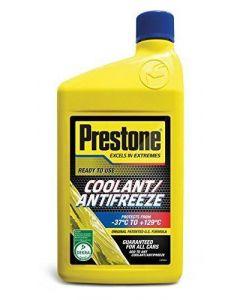 Prestone Antifreeze - 1 Litre