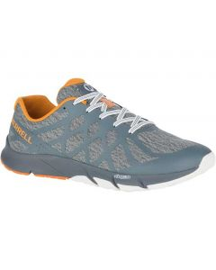 Merrell Bare Access Flex 2 Mens Trainers - Turbulence/Flame