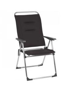 Lafuma Alu Cham AC Padded Chair - Acier Navy