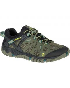Merrell All Out Blaze Aero Sport Mens Shoe - Dusty Olive