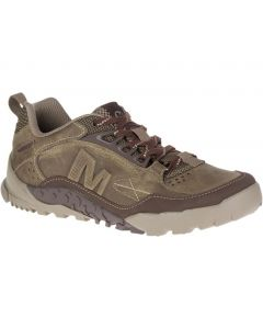 Merrell's Mens Annex Trak Low Shoes - Cloudy