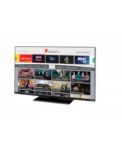 """Avtex 24"""" Freeview Play, Full HD connected TV with built-in HD satellite decoder (249DSFVP)"""