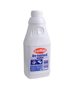 Deionised Water - 1 Litre