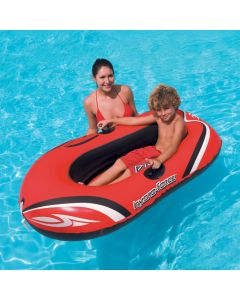 Hydro-Force Raft Inflatable Dinghy - 145cm x 86.5cm