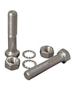 Bolts with Nuts and Washers - Pair