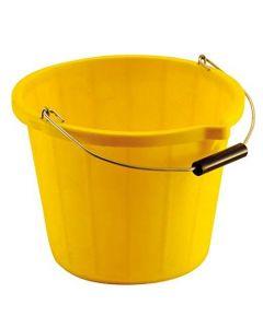 Rodo 3 Gallon Yellow Bucket