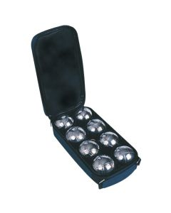 Kingfisher Steel Boules Set in Carry-Case