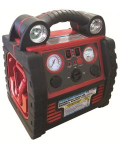 Streetwize Portable Power Station 12V 6 In 1
