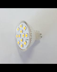 Dichroic SMD Bulb 12V 2W MR16 Base